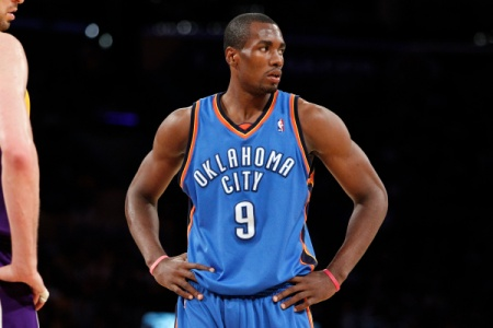 Serge Ibaka is not who we thought he was.