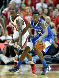 Archie Goodwin could be a steal late in the draft.