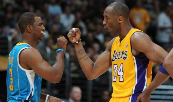 CP3 may finally join forces with Kobe, two years after his trade to the Lakers was nixed by David Stern.