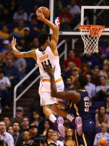 The Pacers could've used Gerald Green's athleticism and scoring this  year.