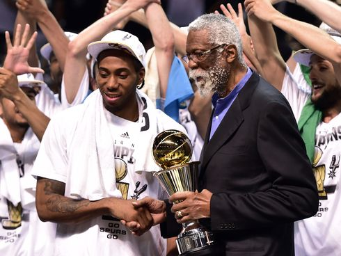 Imagine if the Pacers had kept Leonard.