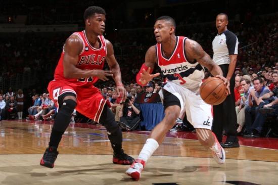Chicago Bulls vs Washington Wizards: Game Four