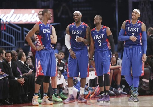 Carmelo joining the Heat would look good on paper, but would it really work?