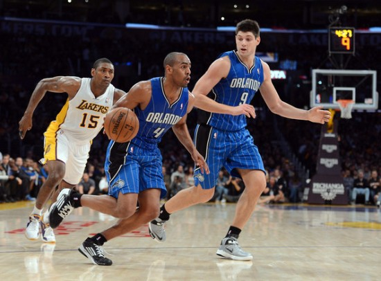 Afflalo would be a huge pickup for the Cavs.