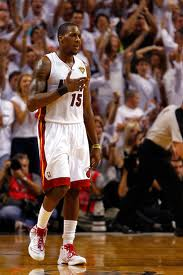 Mario Chalmers has been doing a lot of this so far.