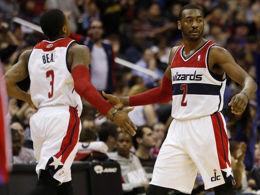 Wall and Beal would fit well next to Durant.