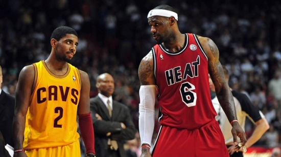 If LeBron returns to Cleveland, the Cavs could be the favorites in the East next season.