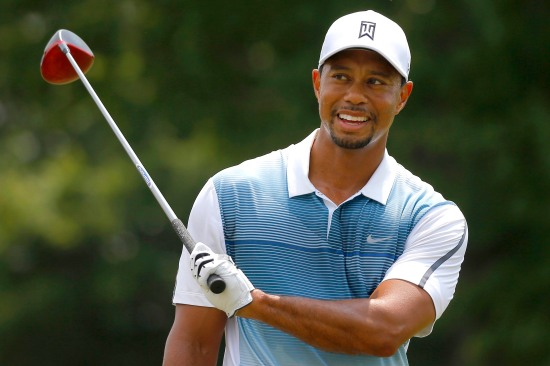 Tiger claimed to be pain-free heading into the PGA Championship.